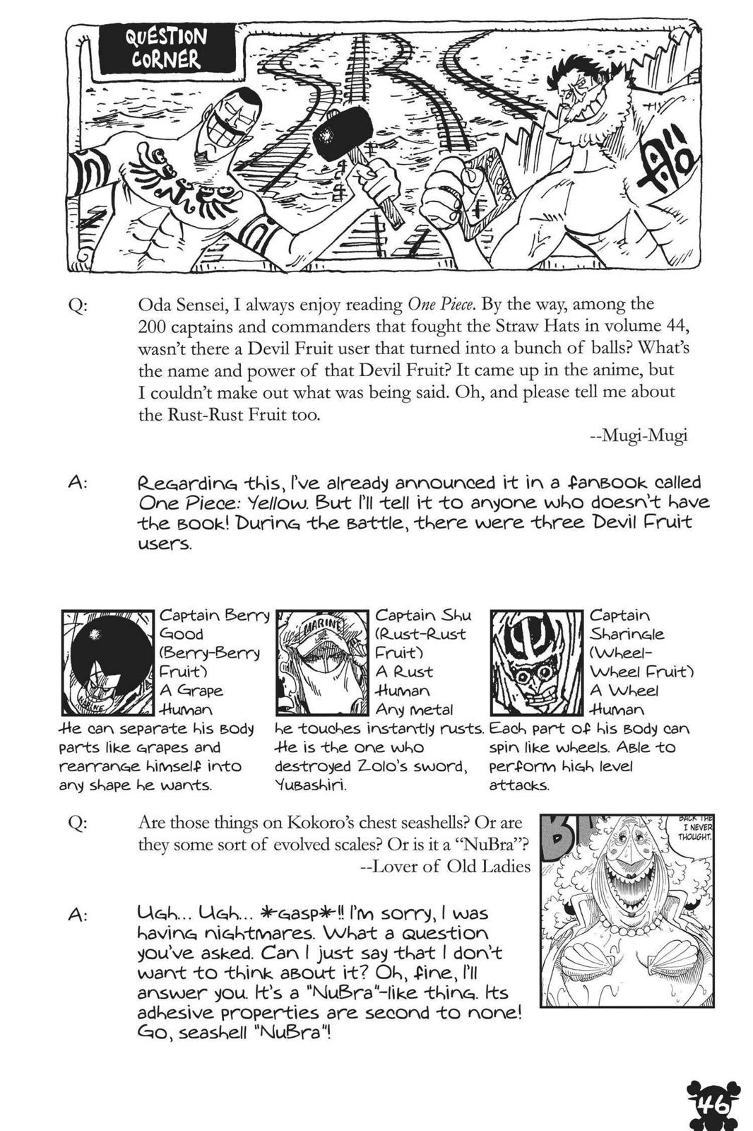 One Piece, Chapter 451 image 019