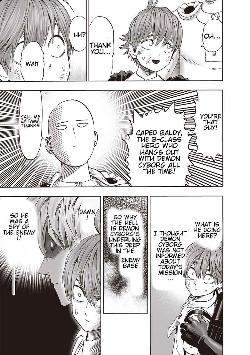 One Punch Man, Chapter 100.6 image 021