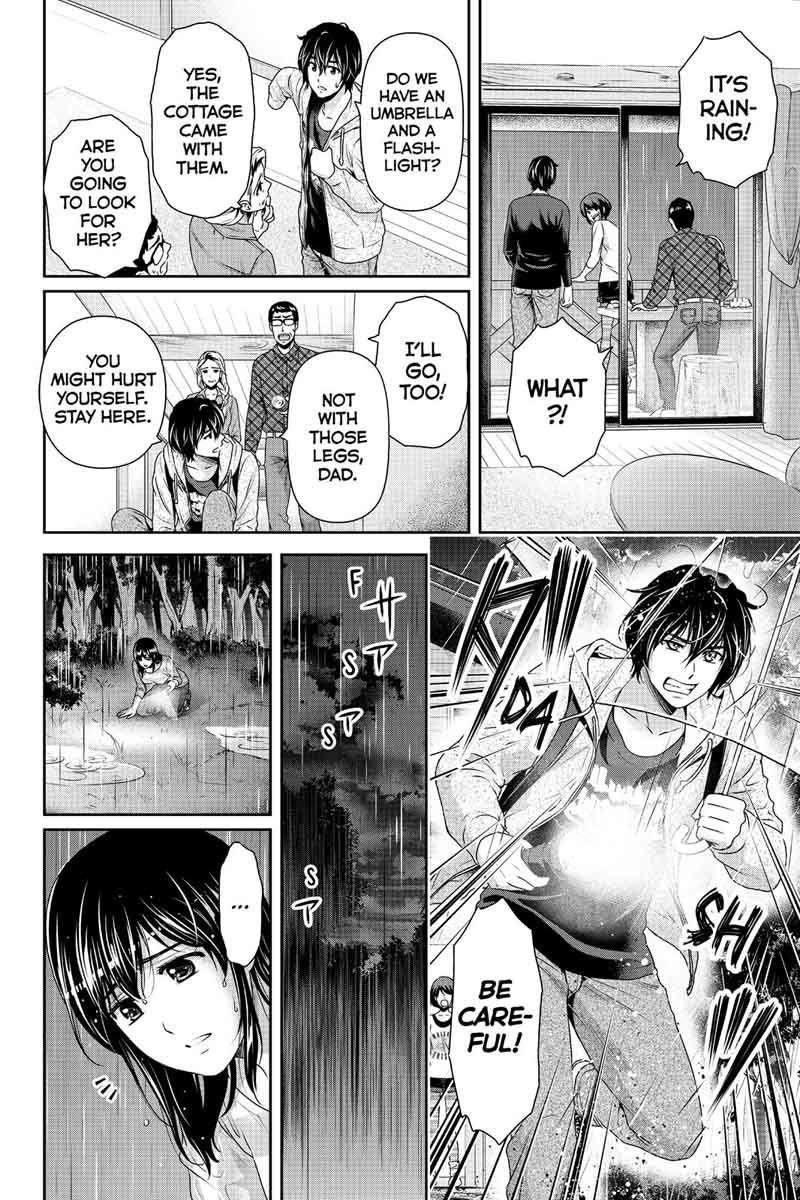 Domestic Girlfriend, Chapter 154 Unforsakable Memories image 012