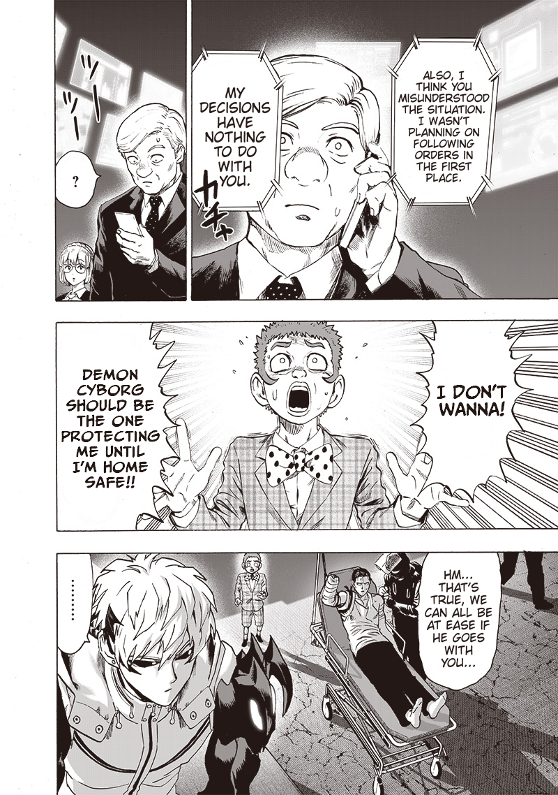 One Punch Man, Chapter One-Punch Man 120 image 022