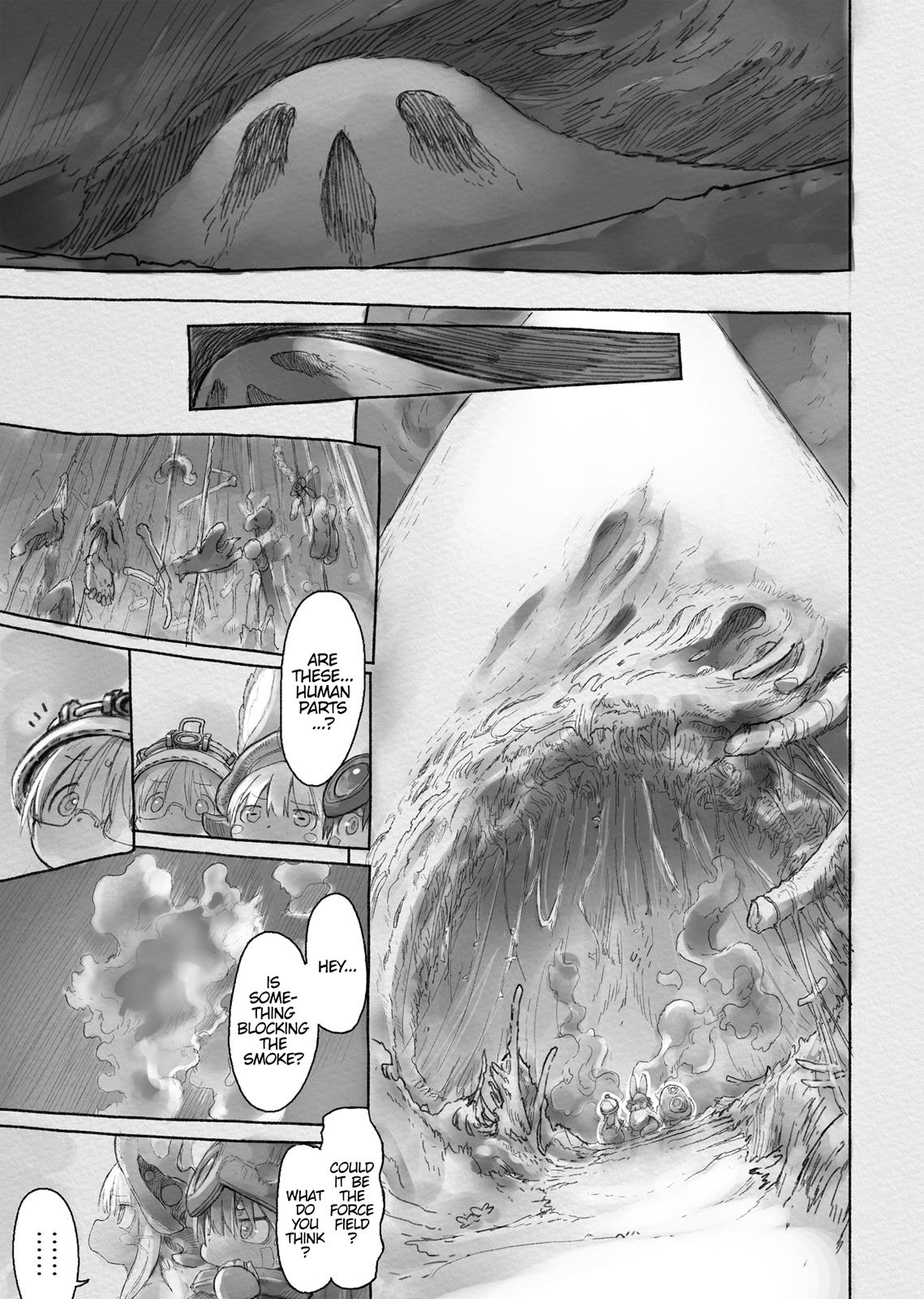 Made In Abyss, Chapter Hello,Abyss 40 image 005