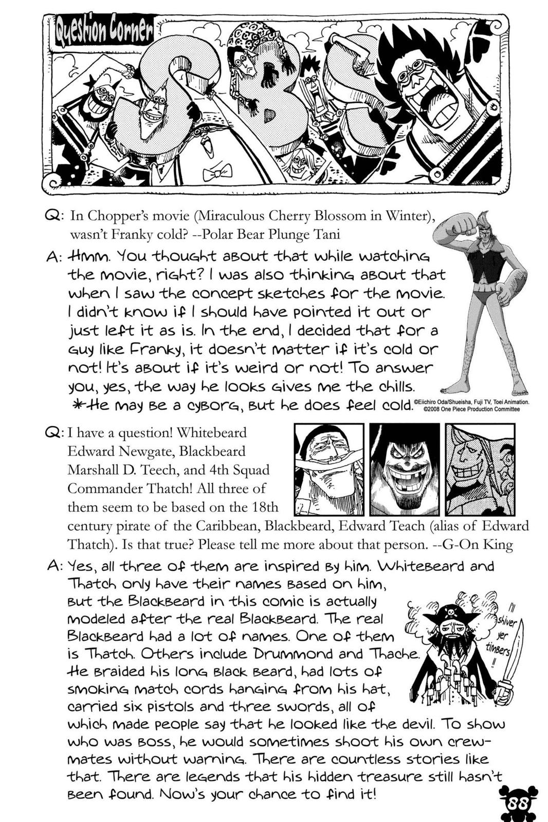 One Piece, Chapter 474 image 019