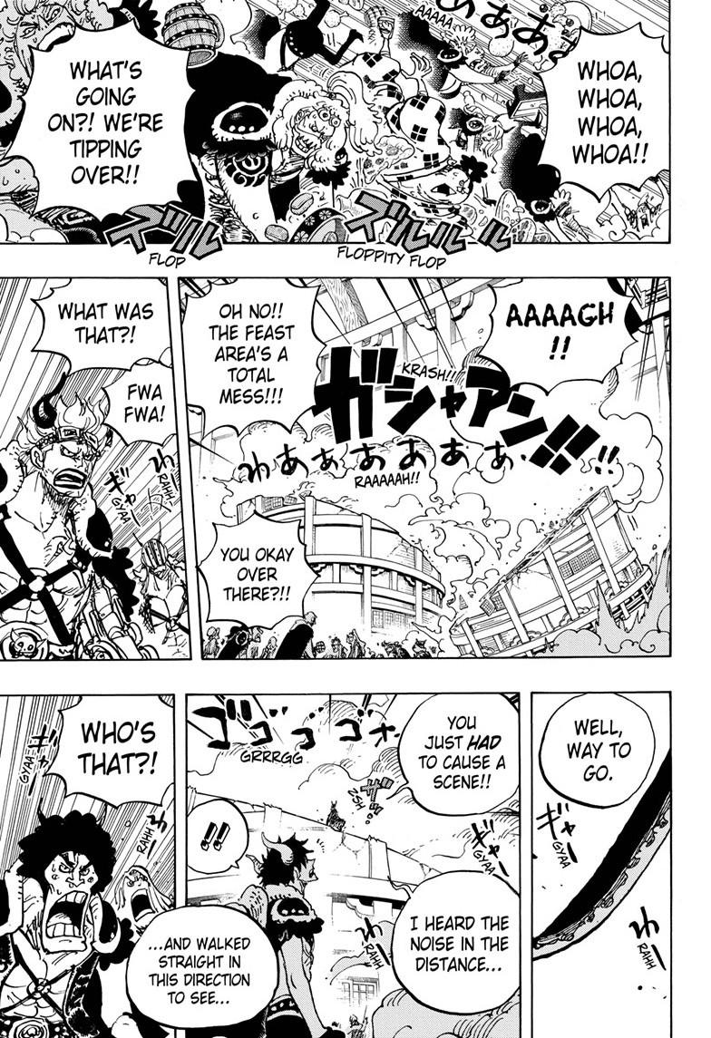 One Piece, Chapter 980 image 005