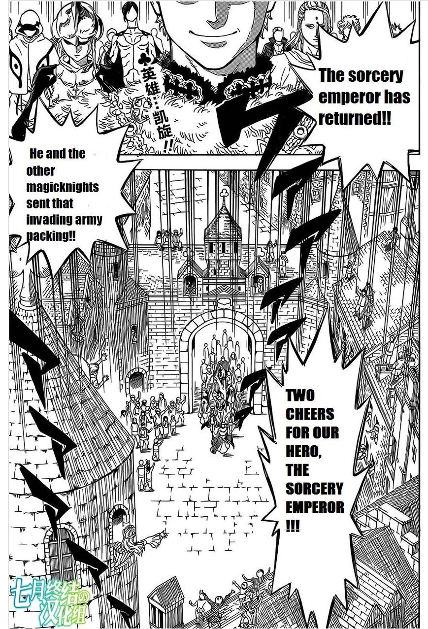 Black Clover, Chapter 1 The Boy's Vow (Fixed) image 005