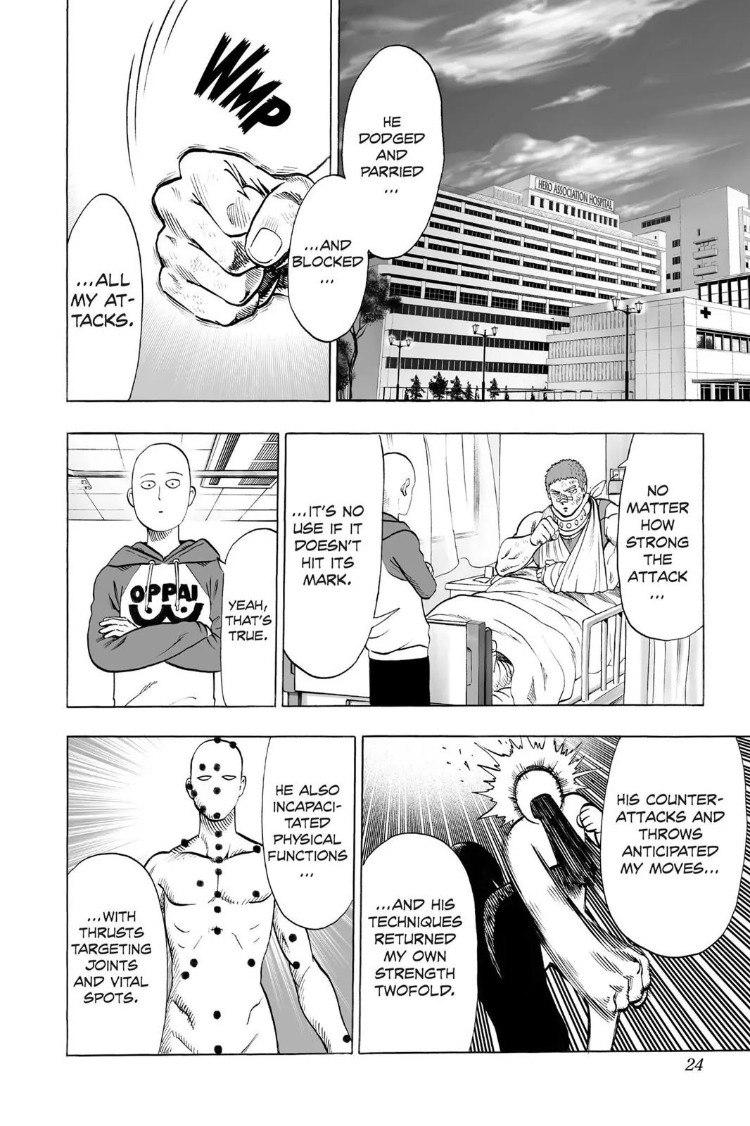 One Punch Man, Chapter Onepunch-Man 49 image 005