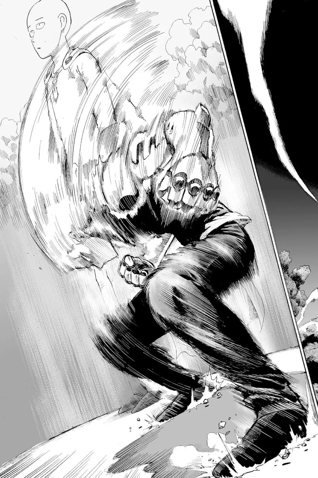 One Punch Man, Chapter Onepunch-Man 9 image 022