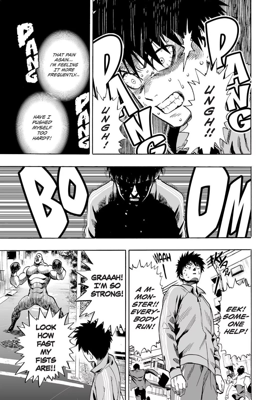 One Punch Man, Chapter Onepunch-Man 15.5 image 008
