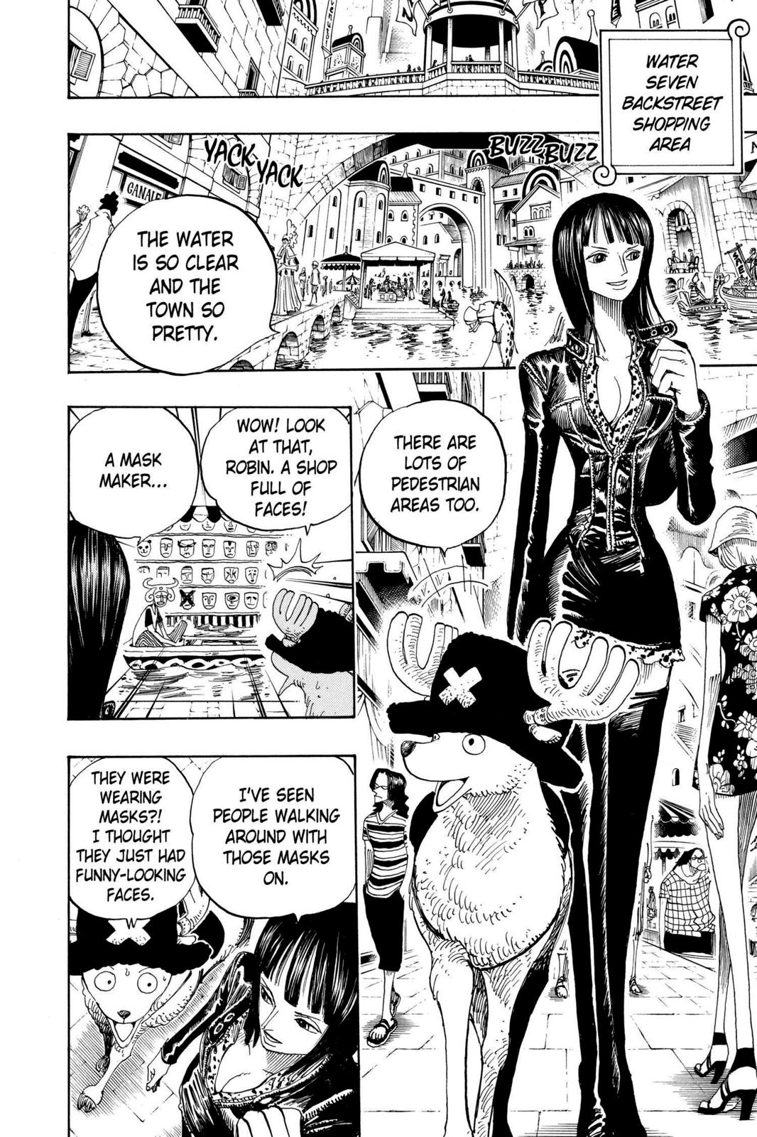 One Piece, Chapter 325 image 006