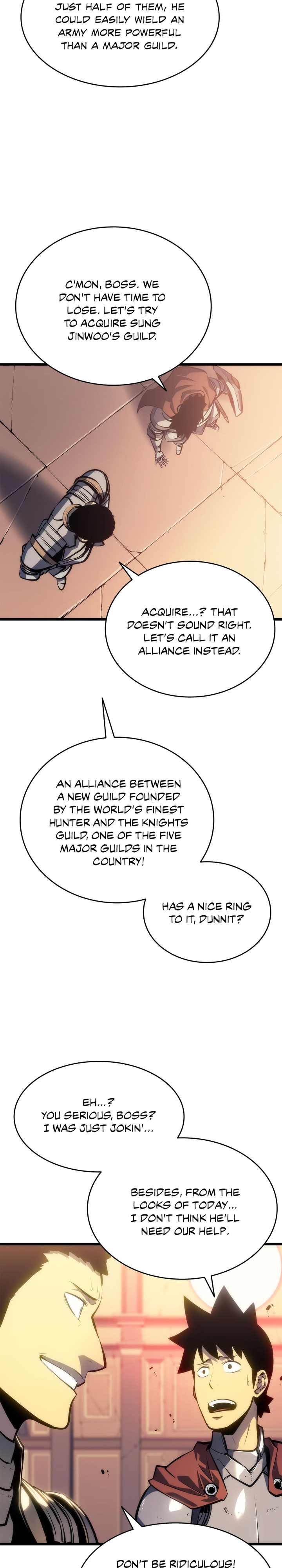 Solo Leveling, Chapter 121 image 006