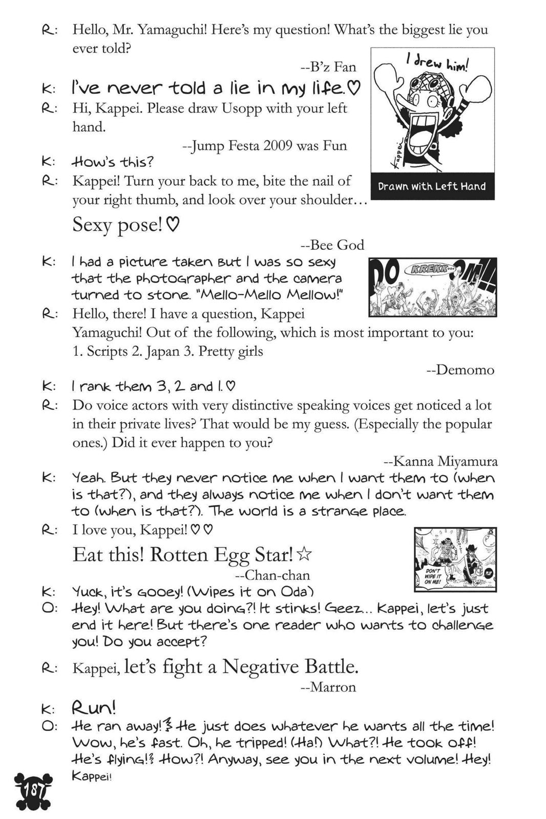 One Piece, Chapter 541 image 019