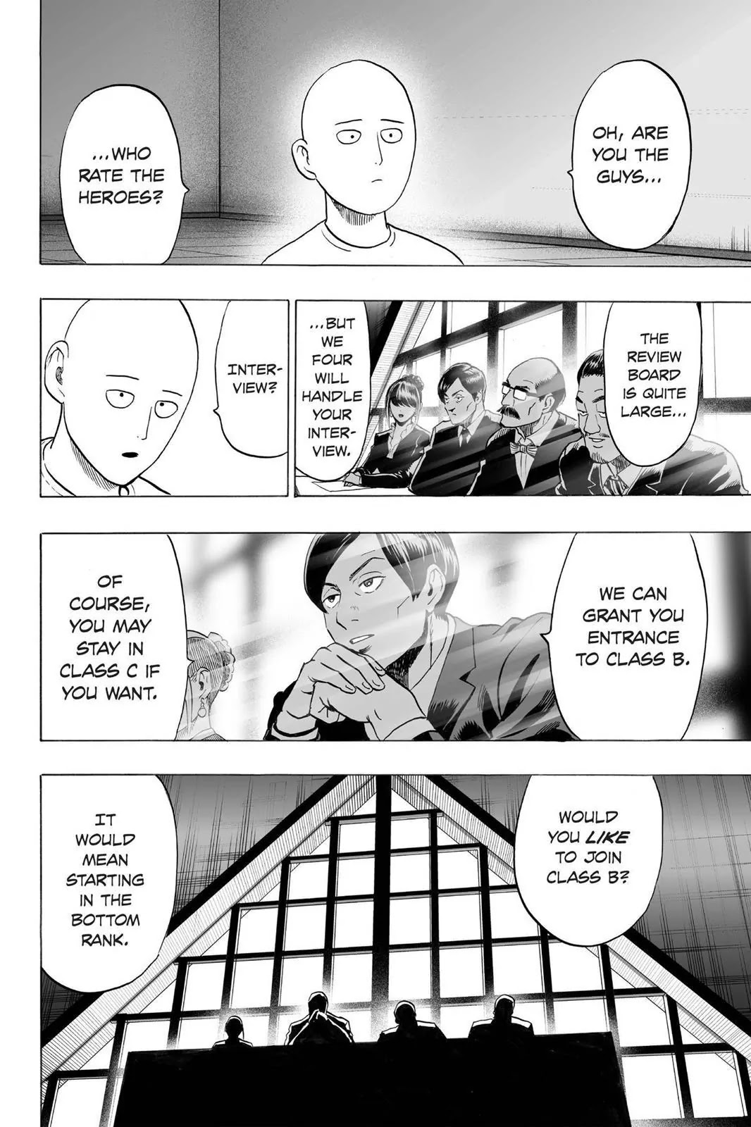 One Punch Man, Chapter Onepunch-Man 29 image 010