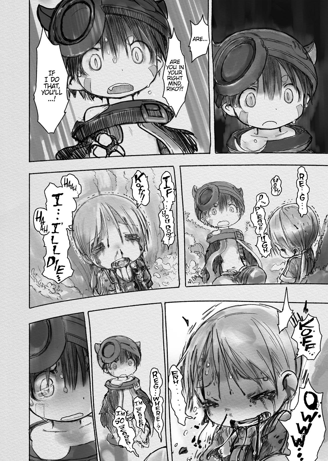 Made In Abyss, Chapter Hello,Abyss 19 image 014