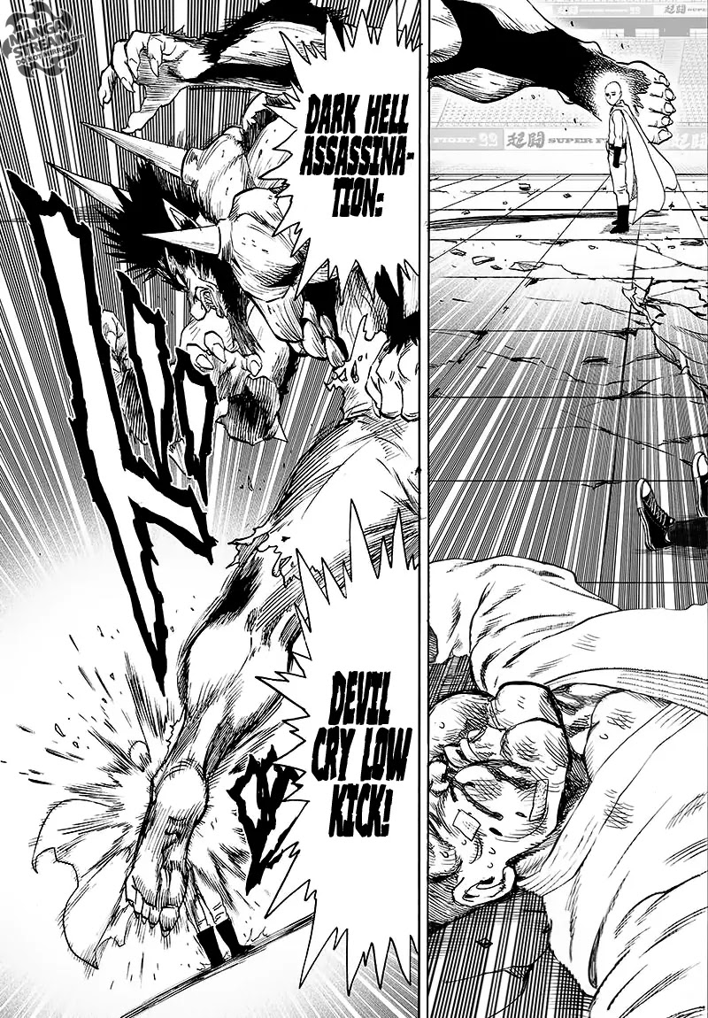 One Punch Man, Chapter Onepunch-Man 75 image 008