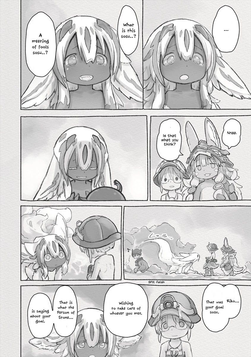 Made In Abyss, Chapter 60 Gold image 020