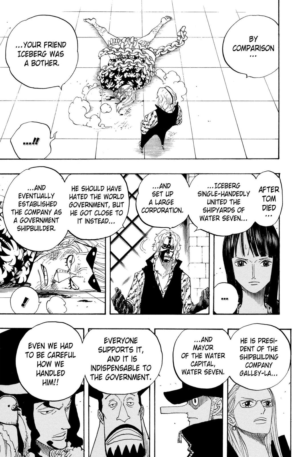 One Piece, Chapter 382 image 005