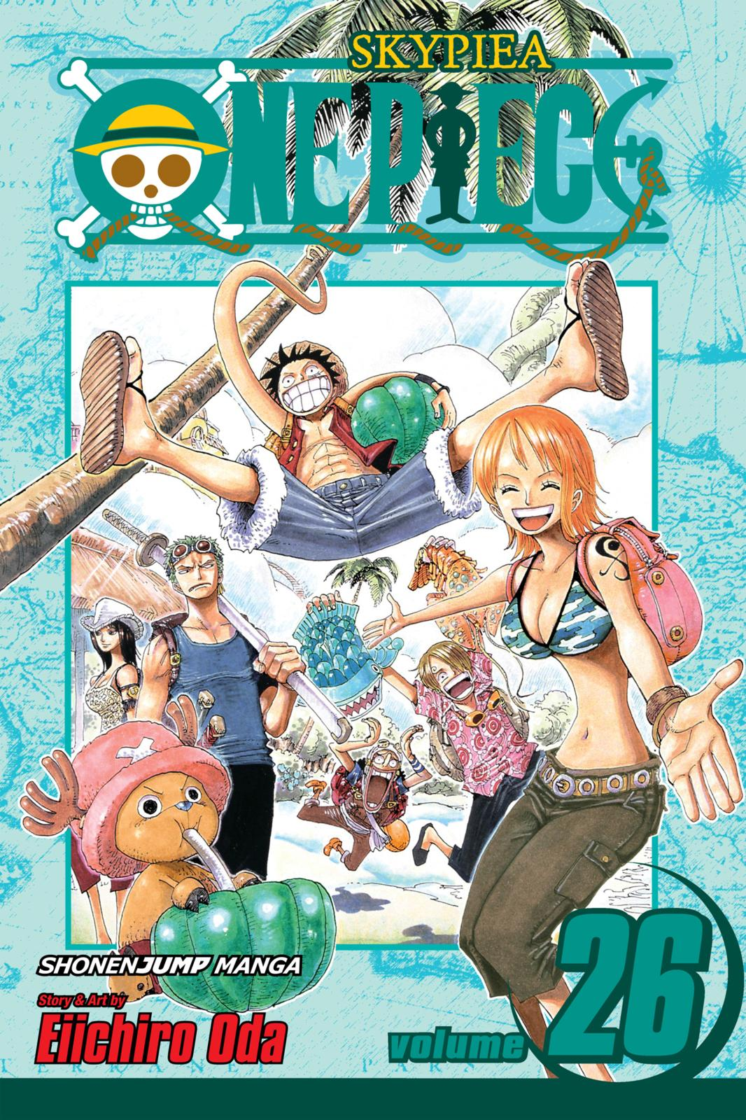 One Piece, Chapter 237 image 001