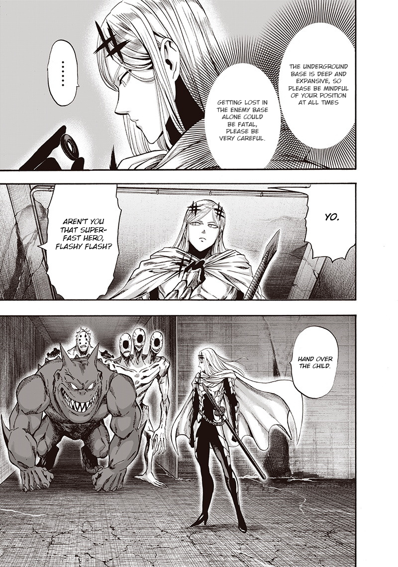 One Punch Man, Chapter Onepunch-Man 95 image 016