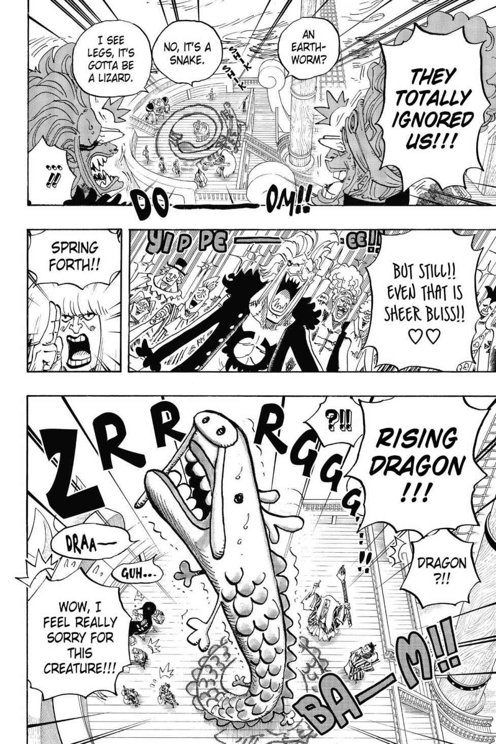 One Piece, Chapter 803 image 004