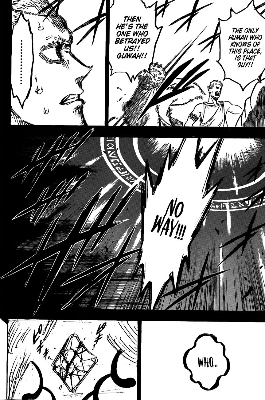 Black Clover, Chapter 86 Flames of Hatred image 012