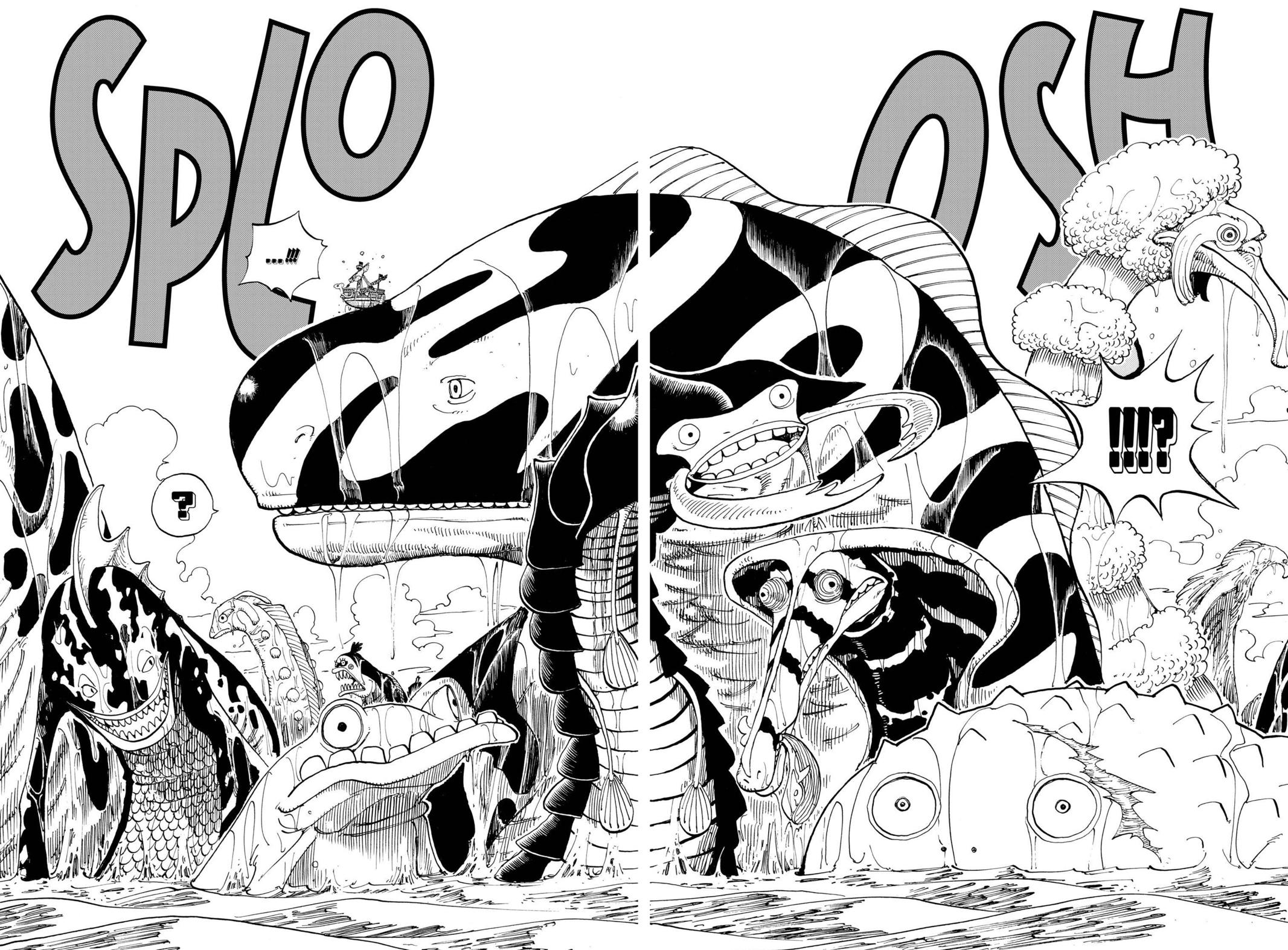 One Piece, Chapter 101 image 008