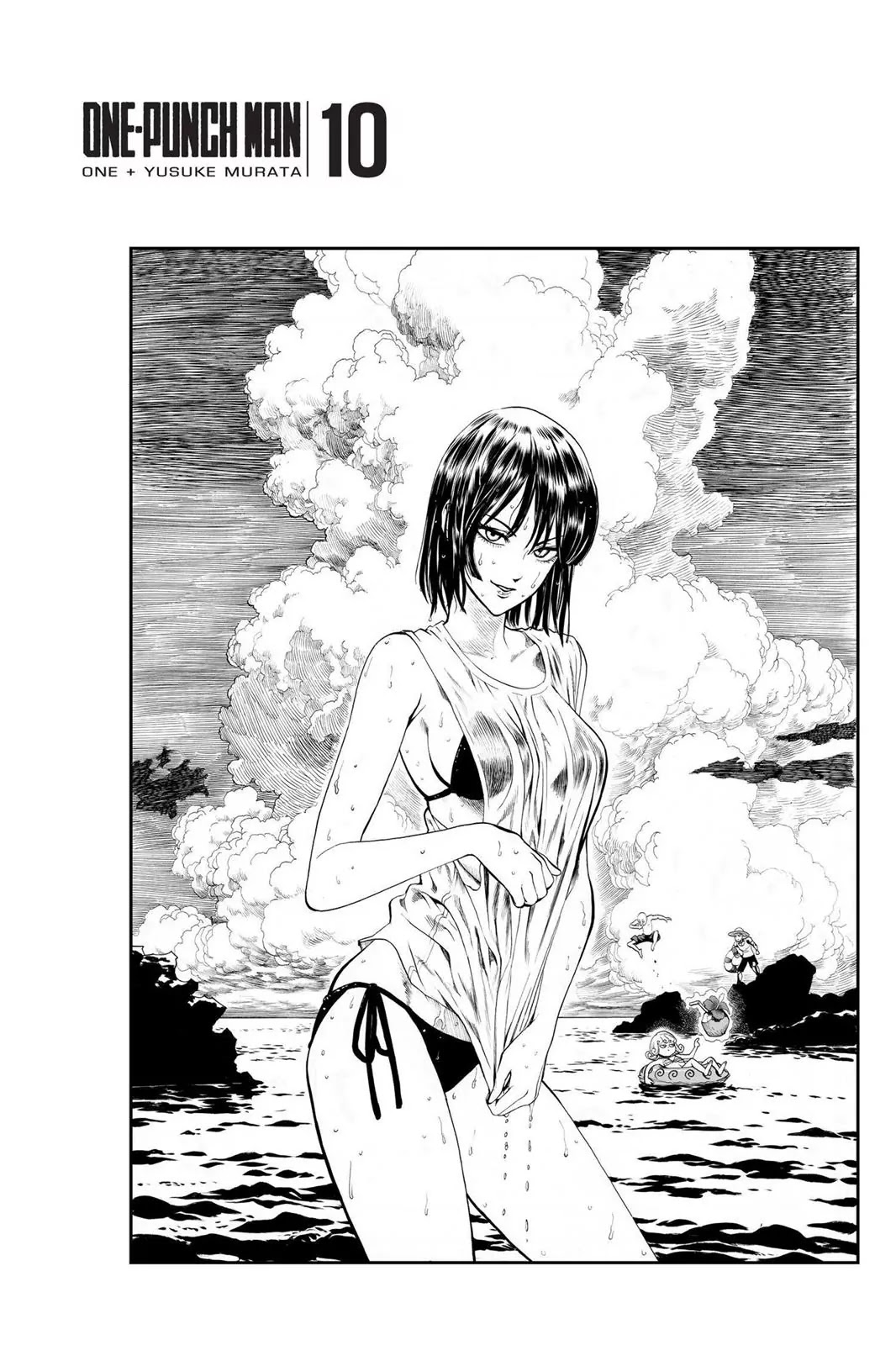 One Punch Man, Chapter Onepunch-Man 52 image 014