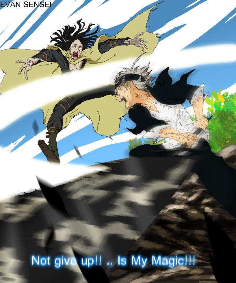 Black Clover, Chapter 9 The boy's VOW Version 2 image 006