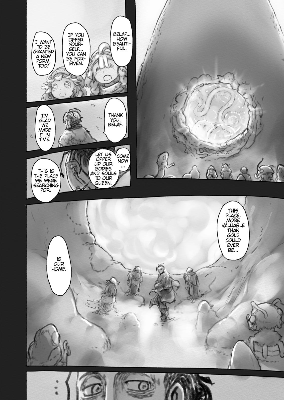 Made In Abyss, Chapter Hello,Abyss 51 image 026