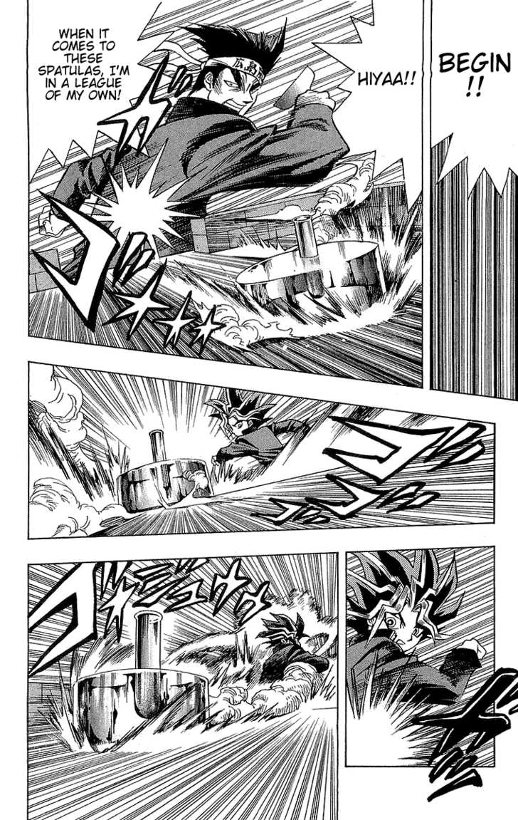Yu Gi Oh, Chapter Vol.01 Ch.006 - Burning Struggle To The Death image 019