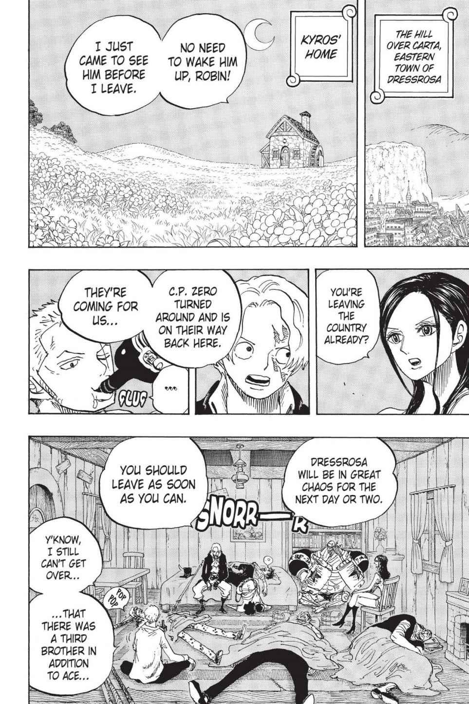 One Piece, Chapter 794 image 002