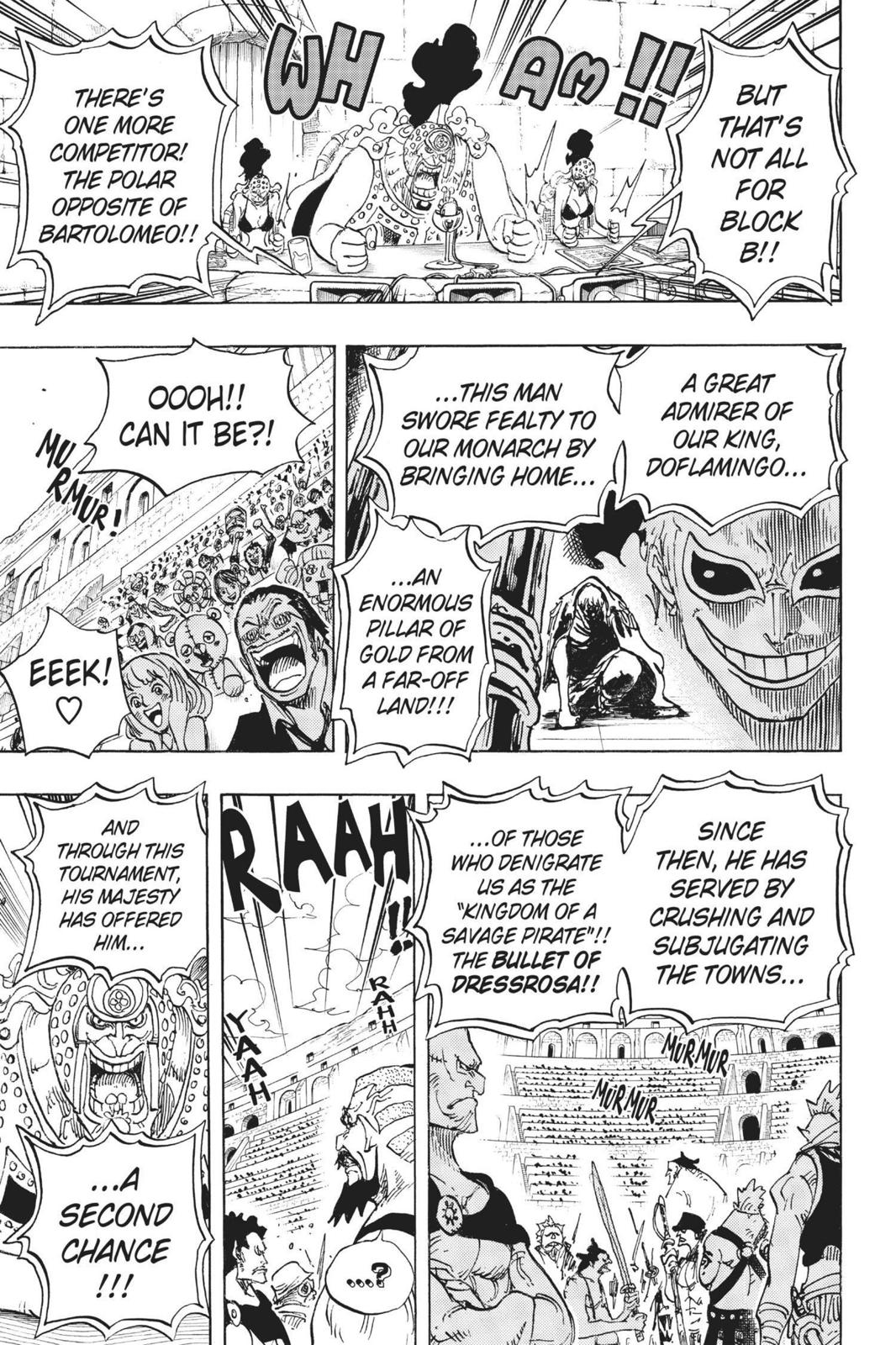 One Piece, Chapter 706 image 005