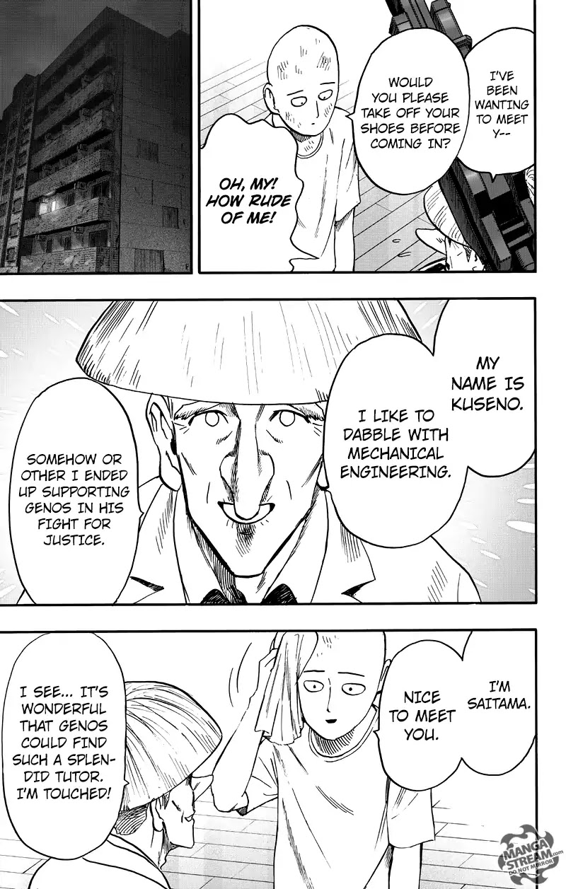 One Punch Man, Chapter Onepunch-Man 89 image 022
