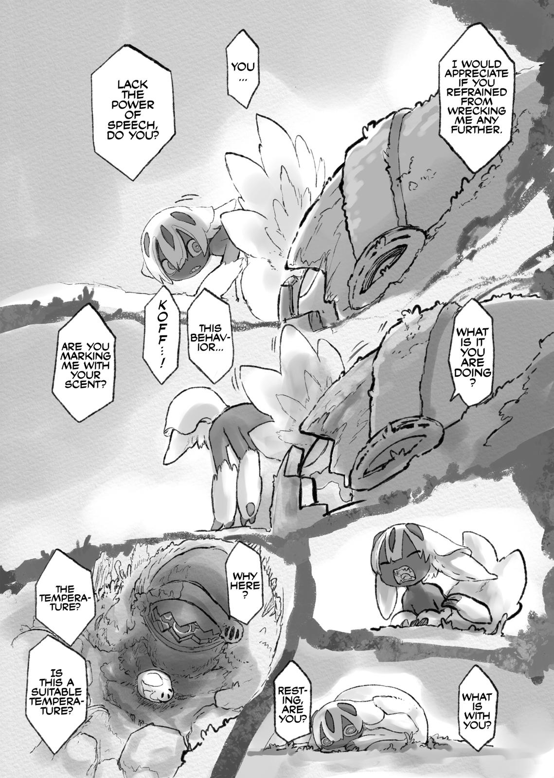 Made In Abyss, Chapter Hello,Abyss 51.5 image 005