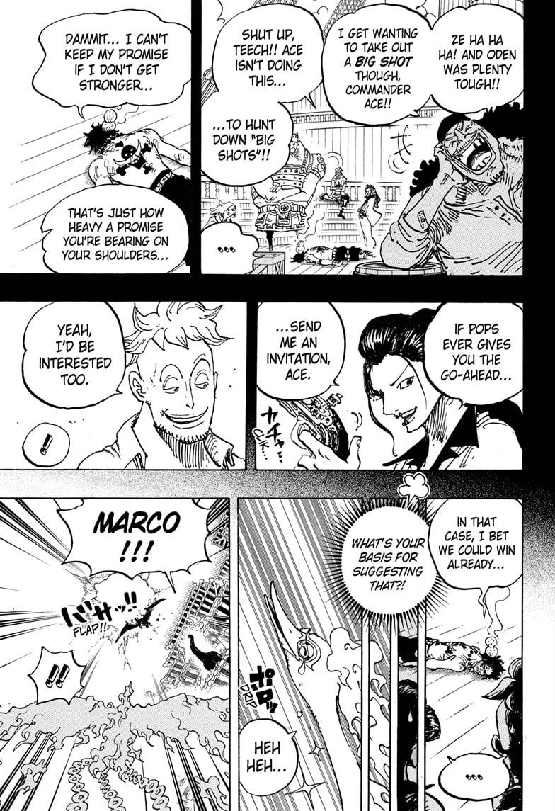 One Piece, Chapter 999 image 013