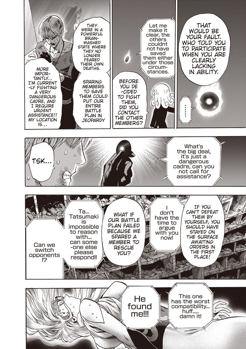 One Punch Man, Chapter One-Punch Man 127.2 image 029