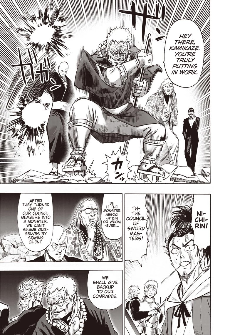 One Punch Man, Chapter 146 image 010