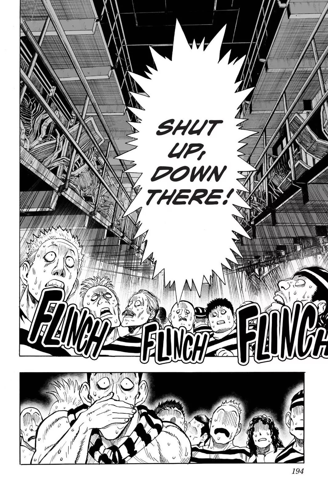 One Punch Man, Chapter Onepunch-Man 24 image 040