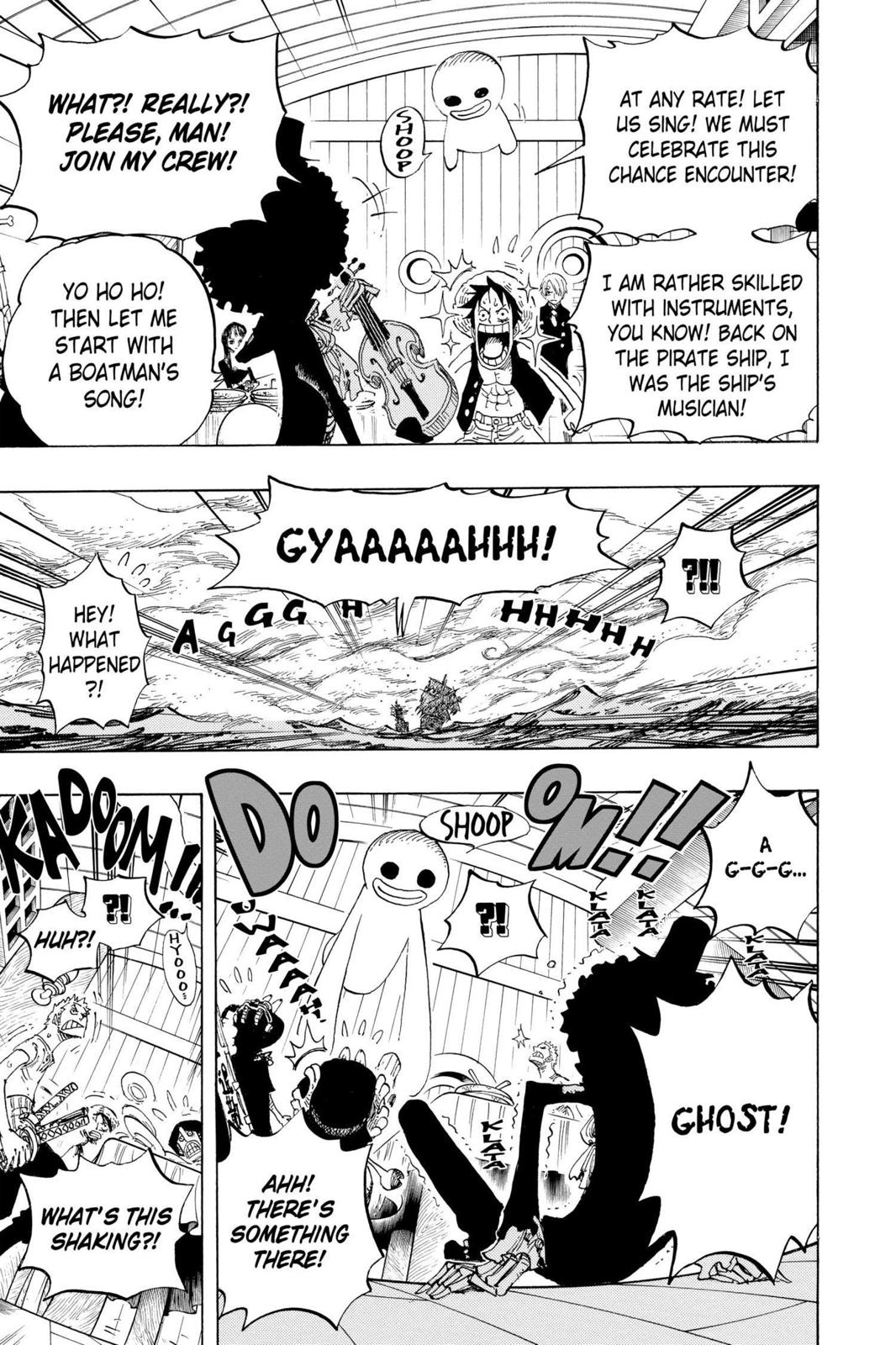 One Piece, Chapter 443 image 015