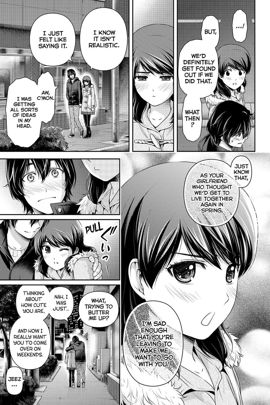 Domestic Girlfriend, Chapter 135 image 006