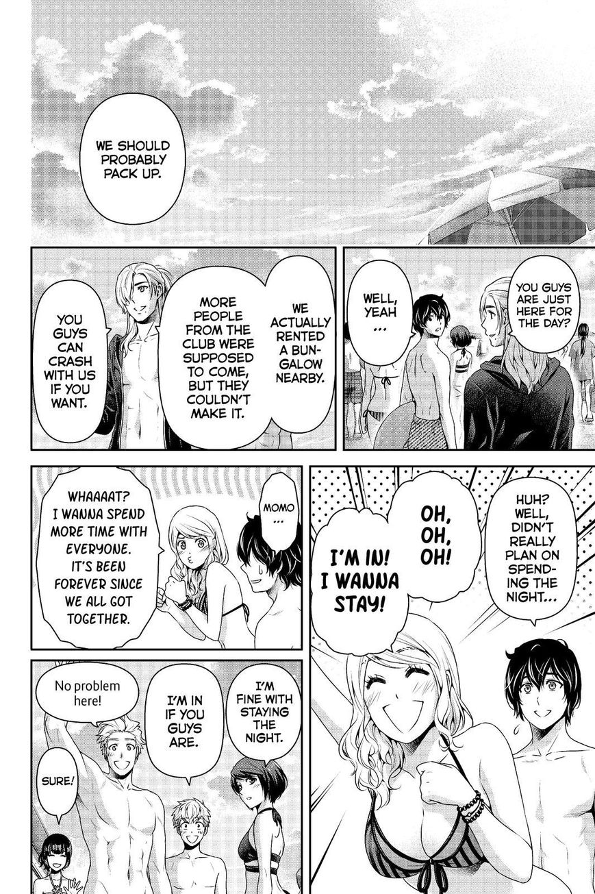 Domestic Girlfriend, Chapter 177 Trying to Change image 016