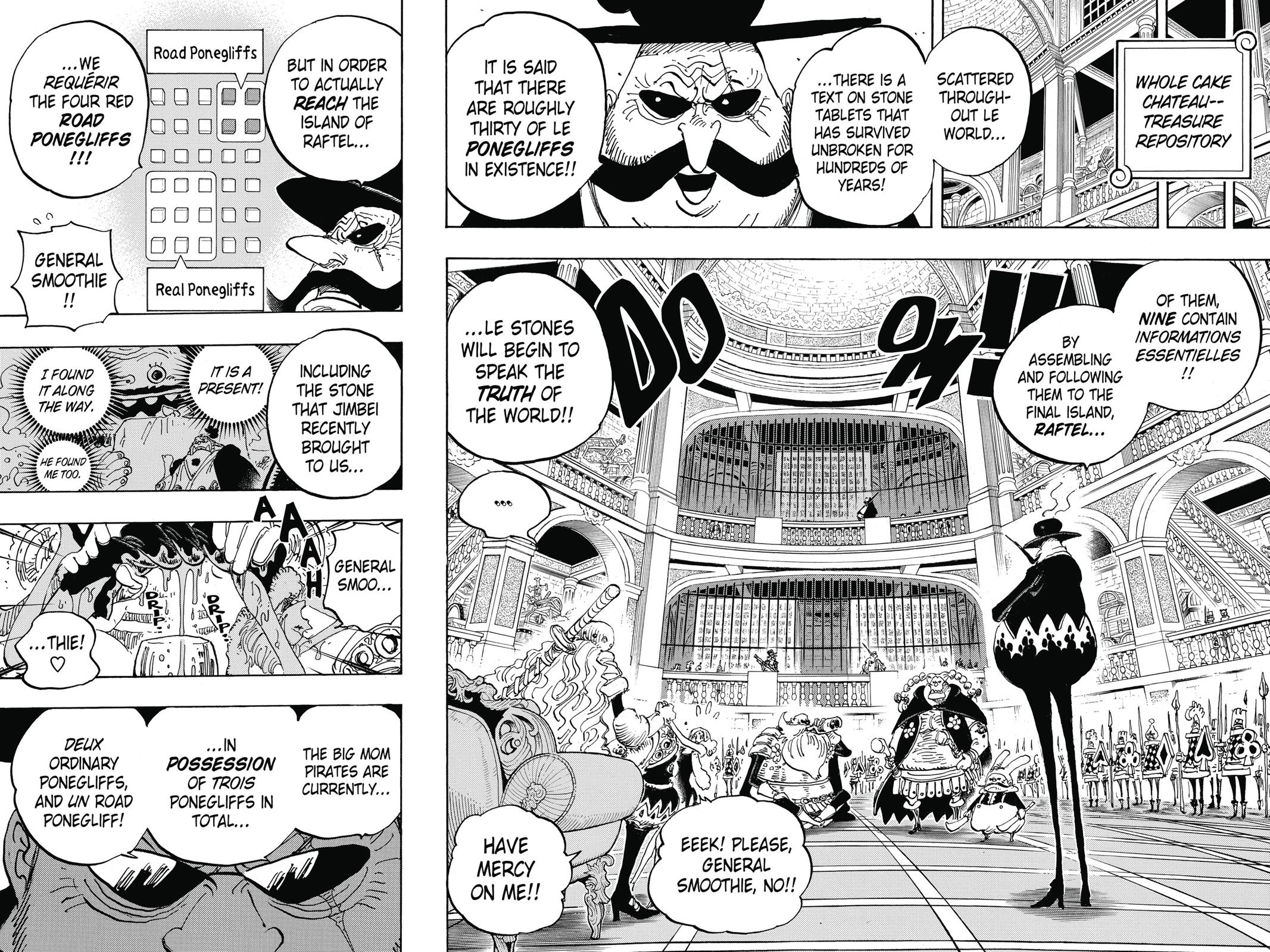 One Piece, Chapter 846 image 012