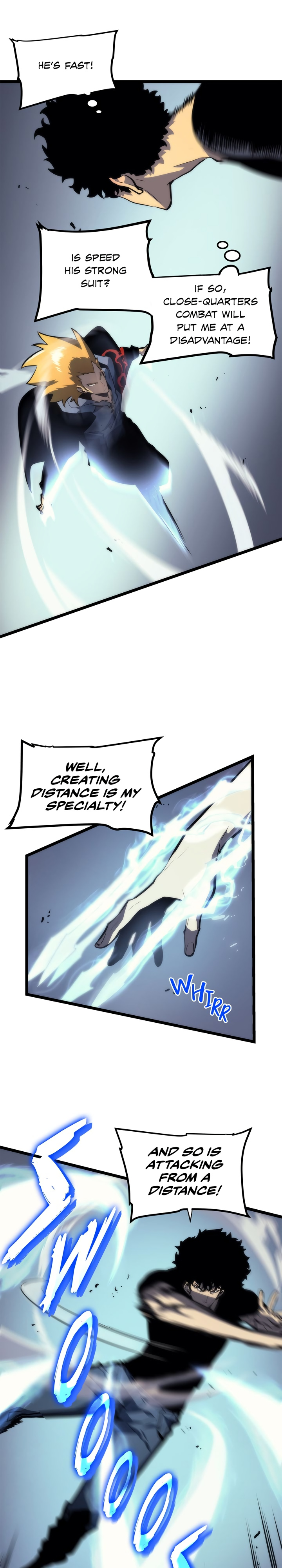 Solo Leveling, Chapter 92 image 007