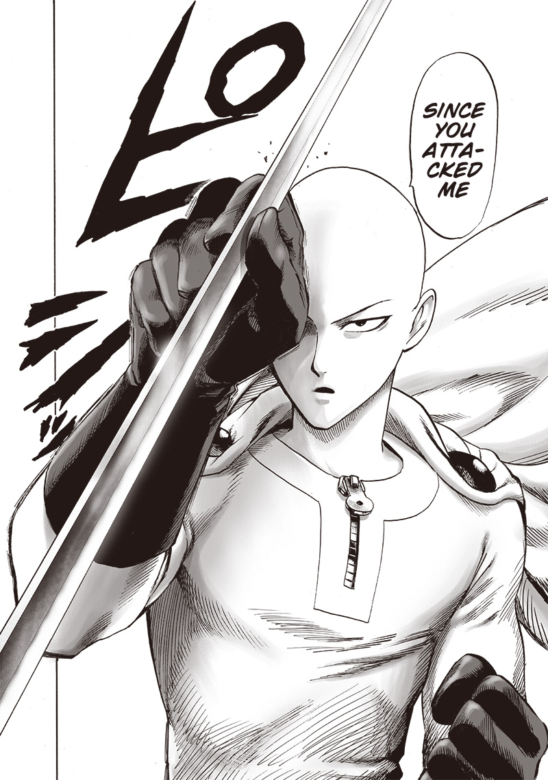 One Punch Man, Chapter One-Punch Man 115 image 020