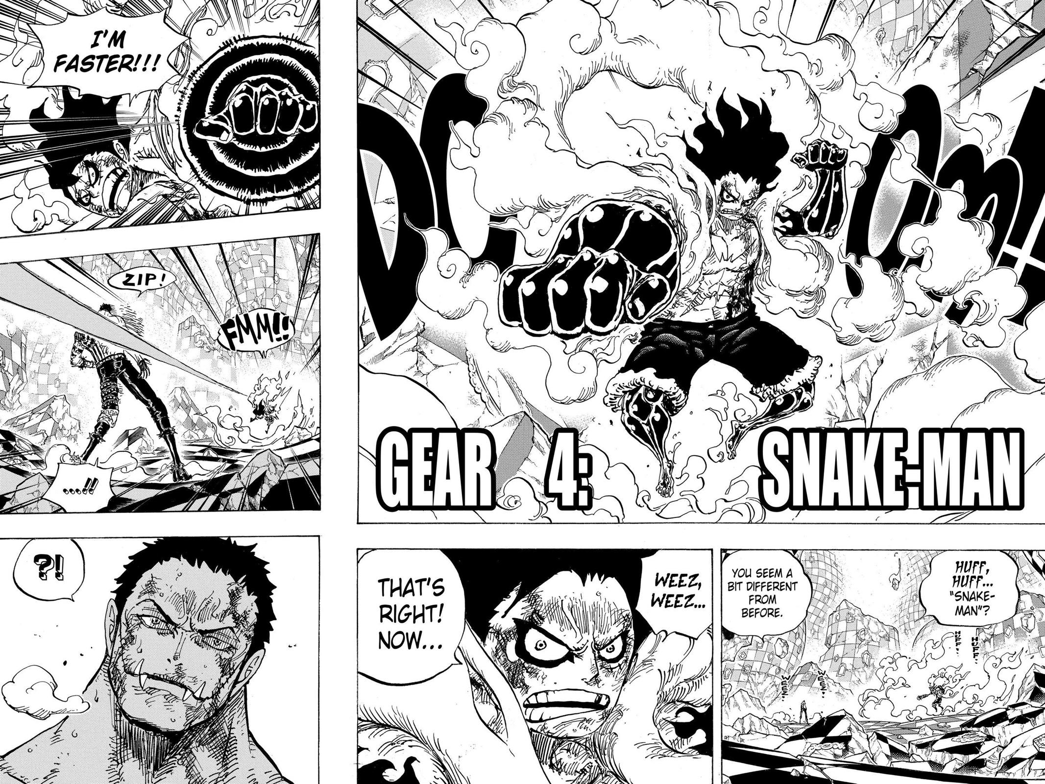 One Piece, Chapter 895 image 002
