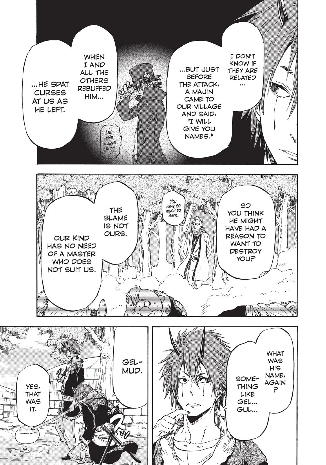 That Time I Got Reincarnated As A Slime, Chapter 15 image 025