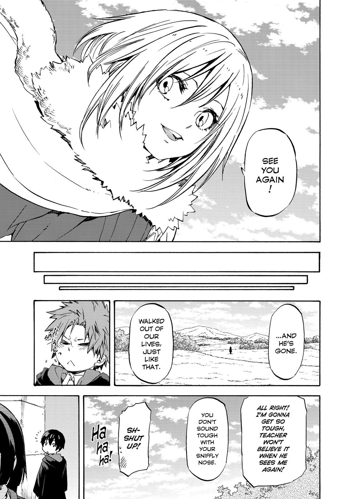 That Time I Got Reincarnated As A Slime, Chapter 54 image 013