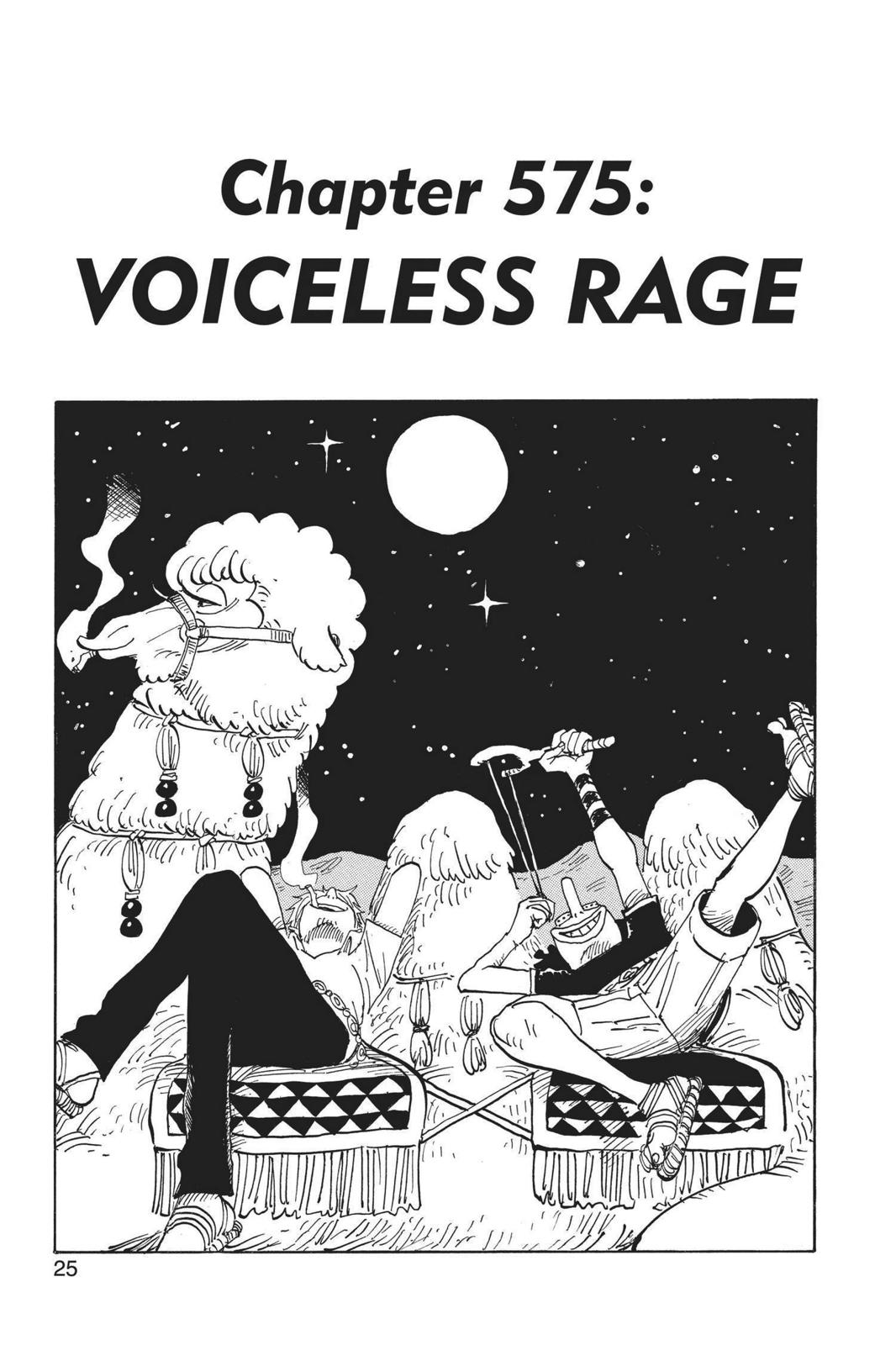 One Piece, Chapter 575 image 001