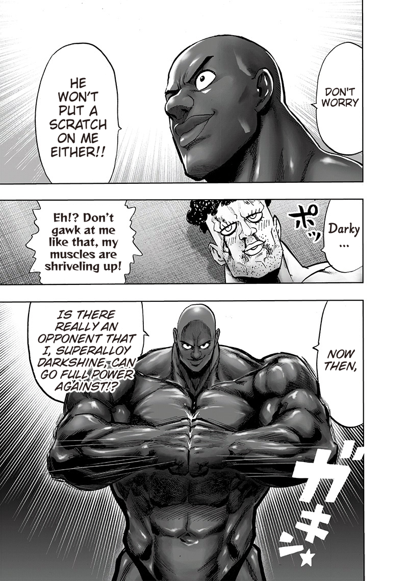 One Punch Man, Chapter One-Punch Man 121 image 009