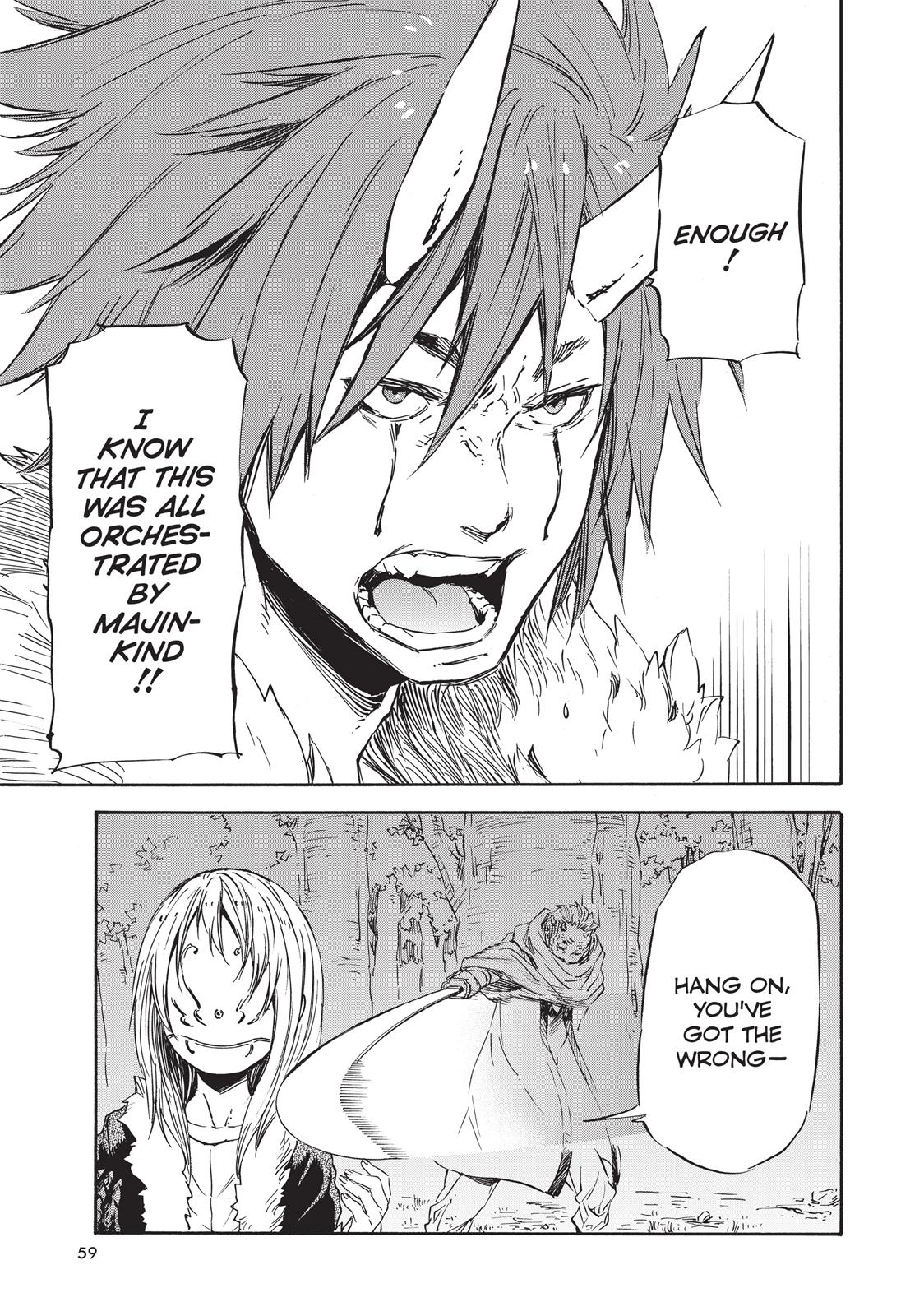That Time I Got Reincarnated As A Slime, Chapter 13 image 021