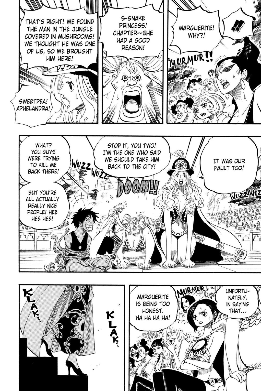 One Piece, Chapter 518 image 010
