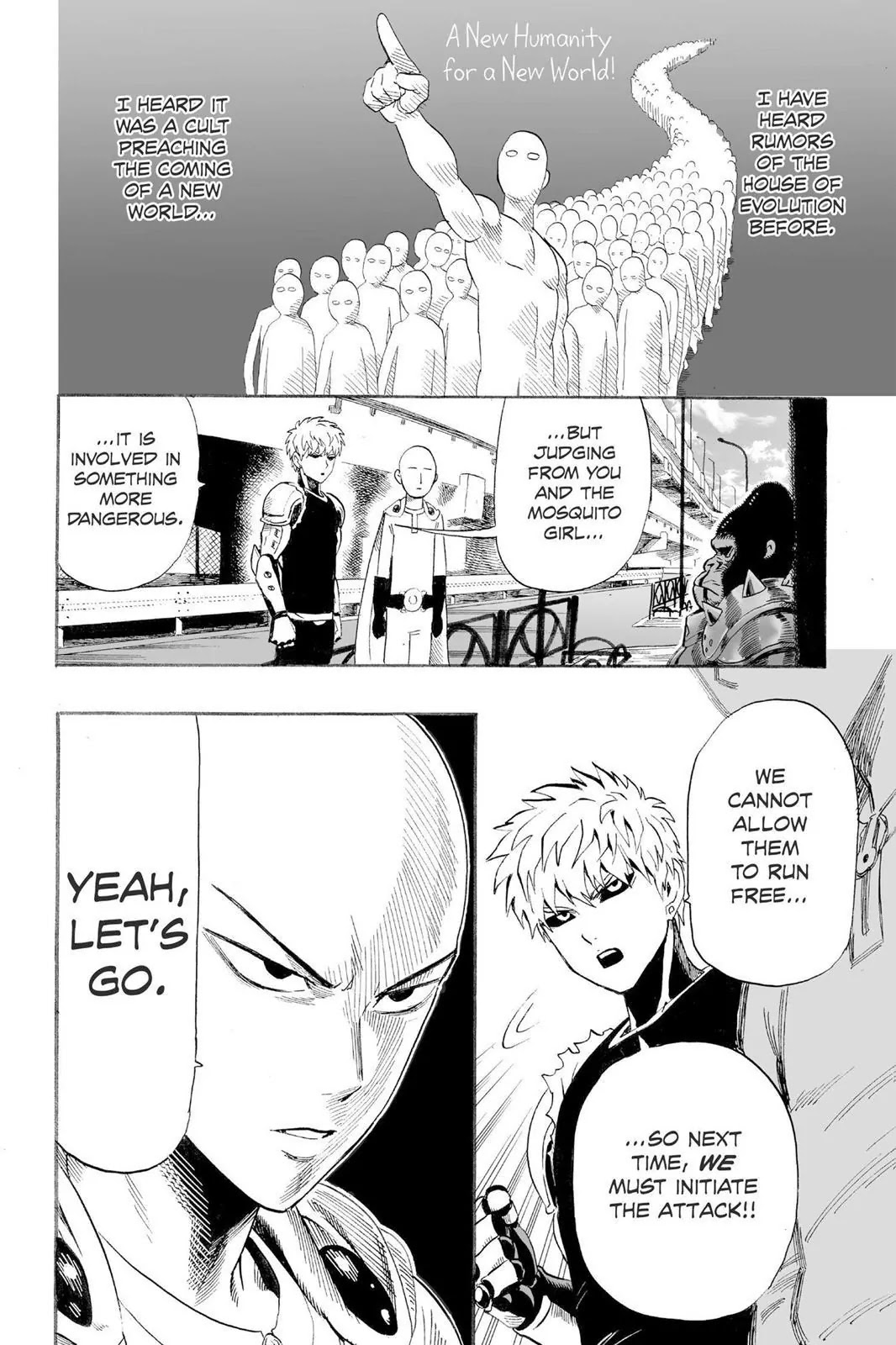 One Punch Man, Chapter Onepunch-Man 9 image 015